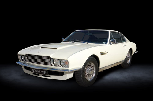 Aston Martin DBS 1970 For Sale (picture 4 of 6)