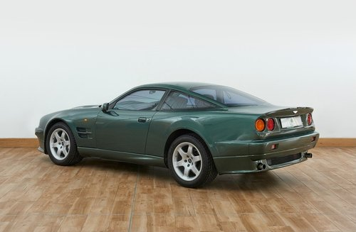 1996 Aston Martin Vantage V550 For Sale (picture 4 of 6)