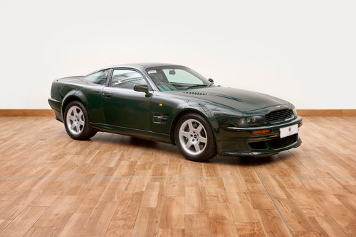 1995 Aston Martin Vantage V550 For Sale (picture 1 of 6)