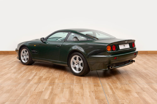1995 Aston Martin Vantage V550 For Sale (picture 4 of 6)