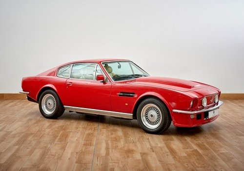 1987 Aston Martin V8 Vantage X-Pack For Sale (picture 1 of 6)