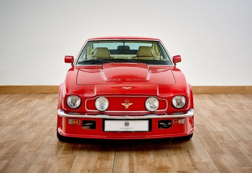 1987 Aston Martin V8 Vantage X-Pack For Sale (picture 2 of 6)