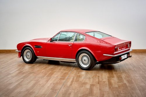 1987 Aston Martin V8 Vantage X-Pack For Sale (picture 4 of 6)