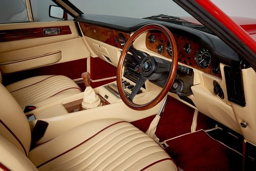 1987 Aston Martin V8 Vantage X-Pack For Sale (picture 6 of 6)