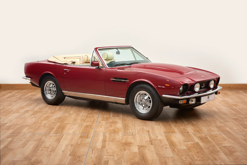 1979 Aston Martin V8 Volante For Sale (picture 1 of 6)
