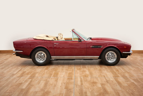 1979 Aston Martin V8 Volante For Sale (picture 3 of 6)