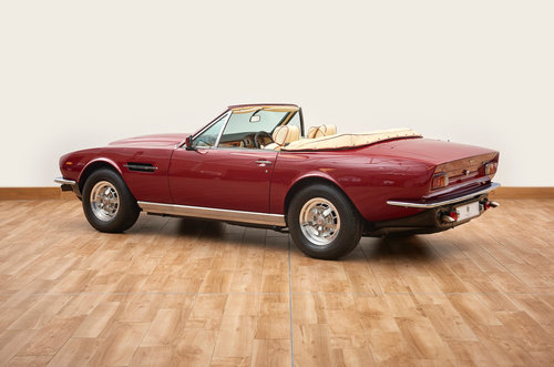 1979 Aston Martin V8 Volante For Sale (picture 4 of 6)