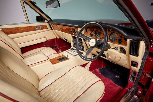 1979 Aston Martin V8 Volante For Sale (picture 5 of 6)