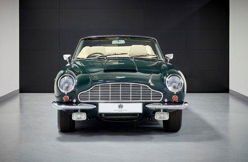1970 Aston Martin DB6 MK2 Volante For Sale (picture 2 of 6)