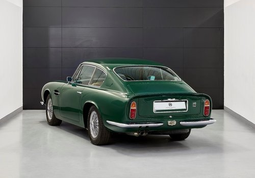 1970 Aston Martin DB6 MK2 Vantage Saloon For Sale (picture 3 of 6)