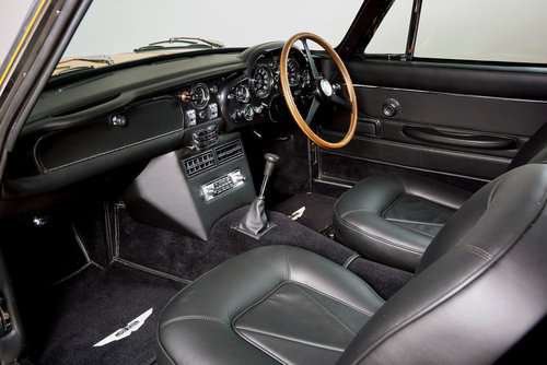 1969 Aston Martin DB6 Vantage Saloon For Sale (picture 6 of 6)