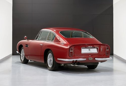1968 Aston Martin DB6 Saloon For Sale (picture 3 of 6)