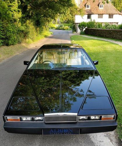 1985 Aston Martin Lagonda CRT For Sale (picture 1 of 6)