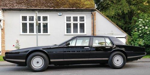 1985 Aston Martin Lagonda CRT For Sale (picture 2 of 6)