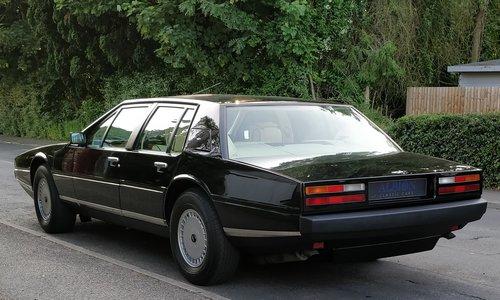 1985 Aston Martin Lagonda CRT For Sale (picture 3 of 6)