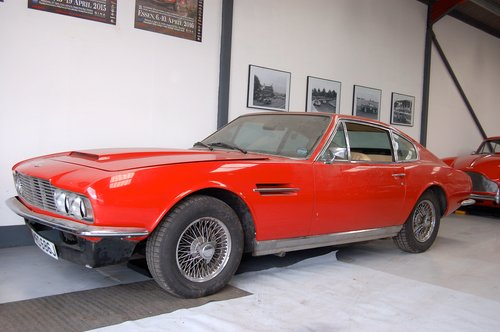 1970 Aston Martin DBS GARAGE  FIND For Sale (picture 1 of 6)