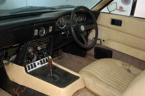 1970 Aston Martin DBS GARAGE  FIND For Sale (picture 4 of 6)