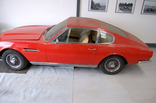 1970 Aston Martin DBS GARAGE  FIND For Sale (picture 6 of 6)