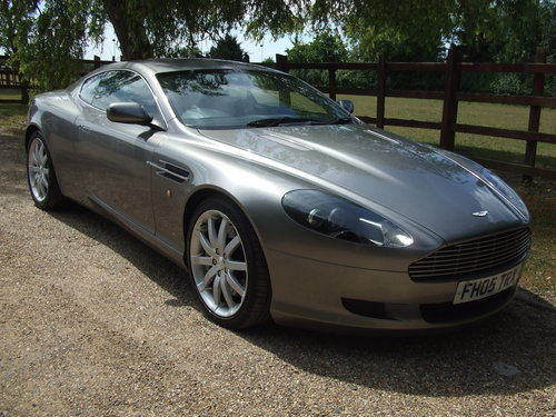 2005 ASTON MARTIN DB9 V8 For Sale (picture 2 of 6)