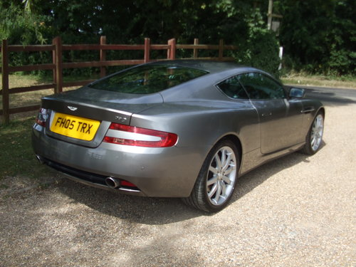 2005 ASTON MARTIN DB9 V8 For Sale (picture 3 of 6)