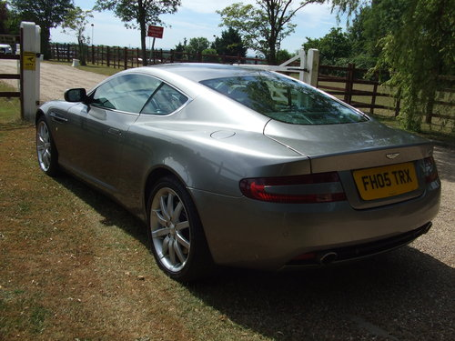 2005 ASTON MARTIN DB9 V8 For Sale (picture 4 of 6)