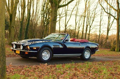 Aston Martin V8 Volante LHD 1983 For Sale (picture 1 of 6)