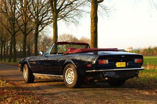 Aston Martin V8 Volante LHD 1983 For Sale (picture 3 of 6)