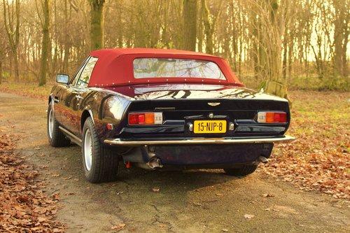 Aston Martin V8 Volante LHD 1983 For Sale (picture 5 of 6)