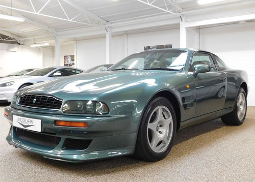 "1994 ASTON MARTIN VANTAGE V600 ** NOW SOLD SIMILAR CARS WANTED """" For Sale (picture 1 of 6)"