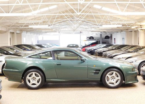 "1994 ASTON MARTIN VANTAGE V600 ** NOW SOLD SIMILAR CARS WANTED """" For Sale (picture 5 of 6)"