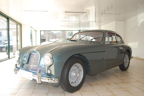 Fully restored DB2/4 LHD - 1955 For Sale (picture 1 of 6)
