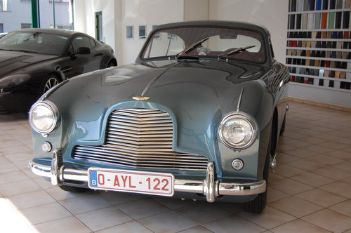 Fully restored DB2/4 LHD - 1955 For Sale (picture 2 of 6)