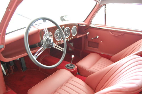 Fully restored DB2/4 LHD - 1955 For Sale (picture 4 of 6)