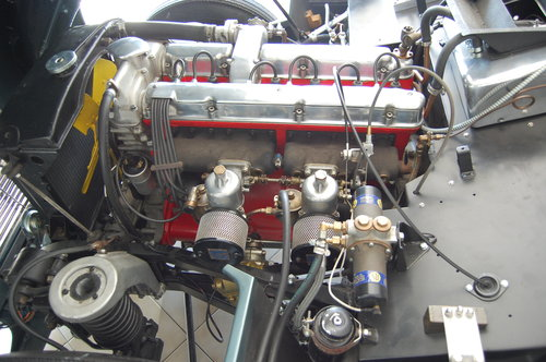 Fully restored DB2/4 LHD - 1955 For Sale (picture 6 of 6)
