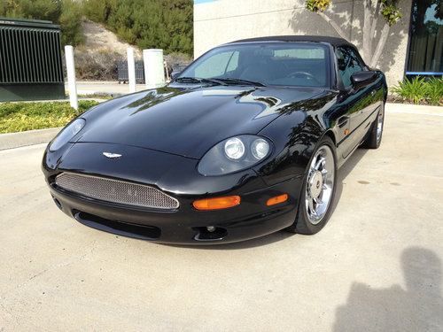 1998 Pristine Modern Aston DB7 For Sale (picture 1 of 6)