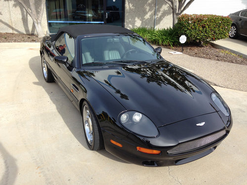 1998 Pristine Modern Aston For Sale For Sale (picture 2 of 6)
