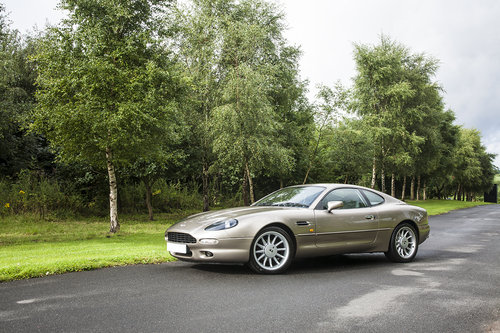 1996 Aston Martin DB7 i6 Coupe SOLD (picture 1 of 6)