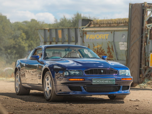 1996 Aston Martin Vantage V600 For Sale (picture 1 of 6)