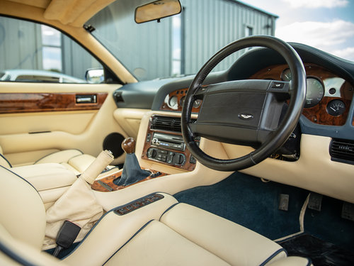 1996 Aston Martin Vantage V600 For Sale (picture 4 of 6)