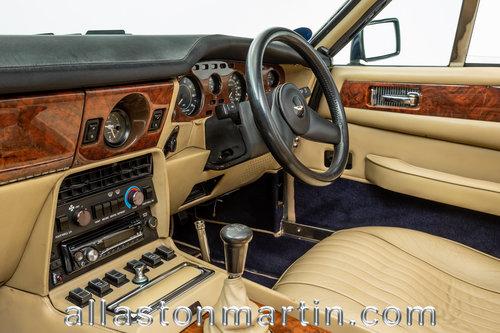 1986 Rare Aston Martin V8 Volante Series II FI Manual For Sale (picture 4 of 6)