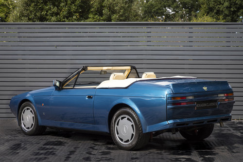 1989 ASTON MARTIN  V8 ZAGATO VOLANTE For Sale (picture 2 of 6)