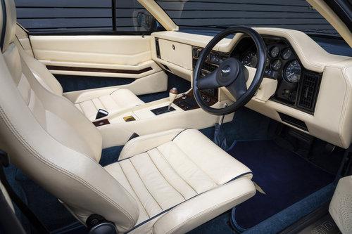 1989 ASTON MARTIN  V8 ZAGATO VOLANTE For Sale (picture 5 of 6)