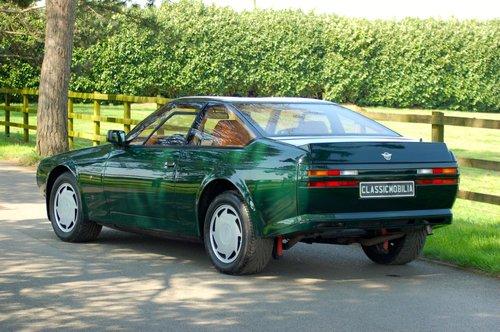 1987 Aston Martin V8 Vantage Zagato Coupe For Sale (picture 2 of 6)
