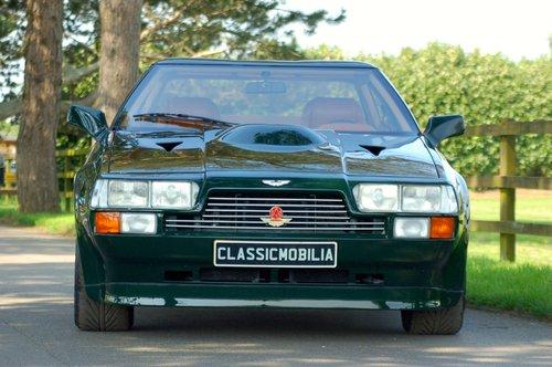 1987 Aston Martin V8 Vantage Zagato Coupe For Sale (picture 3 of 6)