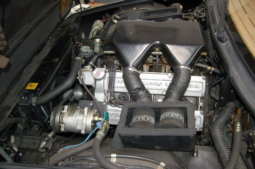 1987 Aston Martin V8 Vantage Zagato Coupe For Sale (picture 5 of 6)