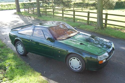 1987 Aston Martin V8 Vantage Zagato Coupe For Sale (picture 6 of 6)