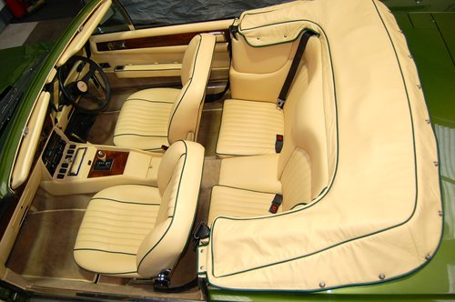 1981 Aston Martin V8 Volante  For Sale (picture 5 of 6)