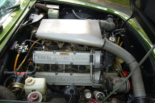 1981 Aston Martin V8 Volante  For Sale (picture 6 of 6)