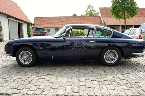 1966 Aston Martin DB6 Coupe For Sale (picture 2 of 6)