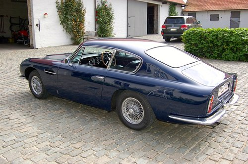 1966 Aston Martin DB6 Coupe For Sale (picture 3 of 6)